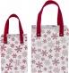 V9515 Zestaw ozdobnych toreb świątecznych